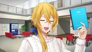 (Sasageyo! Kyoumei no Squeak) Hikaru Orihara SR 1