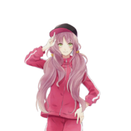(1st Anniversary Scout) Kokoro Hanabusa LE Transparent