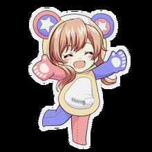 (Kumakocho Costume) Momosuke Oikawa SD Jump