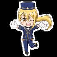 (3rd Anniversary Scout) Hikaru Orihara SD Jump