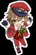 (X'mas 2016 Scout) Futami Akabane SD Jump