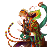 (Hot Springs 2018 Scout) Seiya Aido GR Transparent