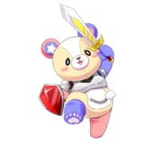 SR EXP Kuma Transparent