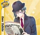 (Agent Scout) Kuro Yakaku SR/UR