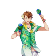 (Vacation Scout) Futami Akabane UR Transparent
