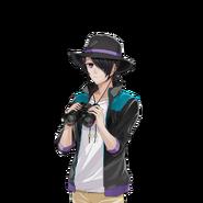(RPG Scout) Akio Tobikura SR Transparent