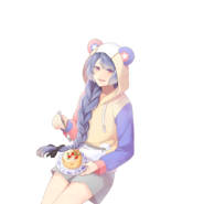 (Birthday Scout) Runa Kagurazaka GR Transparent