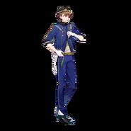 (3rd Anniversary Scout) Futami Akabane GR Fullbody