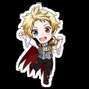 (Halloween 2017 Scout) Seiya Aido SD Jump