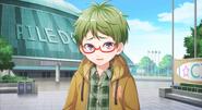 (Momoiro Hero Momoi-kun) Wakashi Edajima Affection Story 1