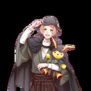 (Detective Scout) Kanata Minato UR Transparent
