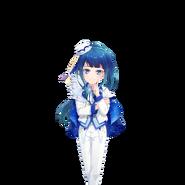 (Kakujusenzai no maikagura) Michiru Kagari HN Transparent