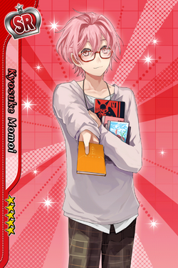 (Reading Week Scout) Momoi Kyosuke SR