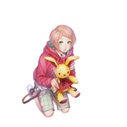 (Flower Viewing Scout) Kanata Minato LE Transparent