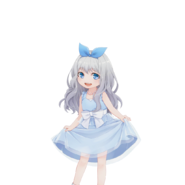 Rara Arisugawa N Transparent