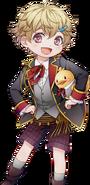 (Summer-colored Happy Smile) Akari Tori HN Transparent