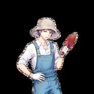 (Farming Scout) Aoi Kakitsubata SR Transparent