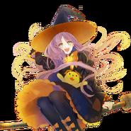 (Halloween 2018 Scout) Kokoro Hanabusa GR Transparent