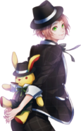 (Art Appreciation Scout) Kanata Minato UR Transparent