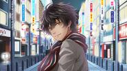 (Yuki daruma no omoide) Akira Mitsurugi SR 1