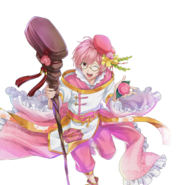 (Gods of fortune Scout) Kyosuke Momoi GR Transparent