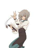 (Second Batch) Mio Yamanobe R Transparent
