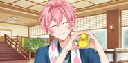 (Hot Springs Scout) Kyosuke Momoi SR 2