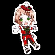 (X'mas 2018 Scout) Kanata Minato SD Jump