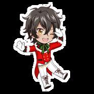 (X'mas 2017 Scout) Akira Mitsurugi SD Jump