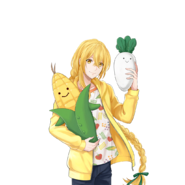 (Farming Scout) Hikaru Orihara UR Transparent