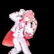 (I-Chu x Hello Kitty Scout) Kyosuke Momoi GR Transparent