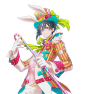 (Flower Viewing 2017 Scout) Kuro Yakaku GR Transparent