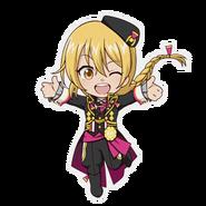 (2nd Anniversary Scout) Hikaru Orihara SD Jump