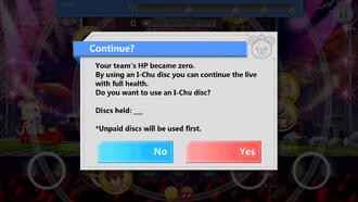 Live fail
