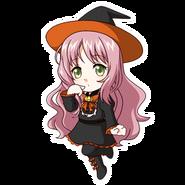 (Halloween 2018 Scout) Kokoro Hanabusa SD Kiss