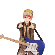 (Second Batch) Leon UR Transparent