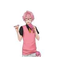 (2nd Anniversary Scout) Kyosuke Momoi LE Transparent