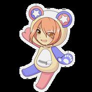 (Kumakocho Costume) Issei Todoroki SD Jump
