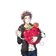 (Farming Scout) Tsubaki Rindo UR Transparent