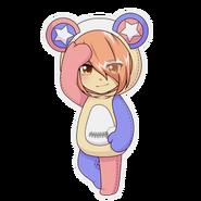 (Kumakocho Costume) Issei Todoroki SD Pose