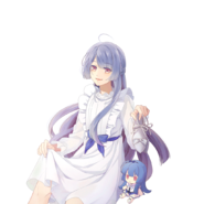 (Birthday Scout) Runa Kagurazaka LE Transparent