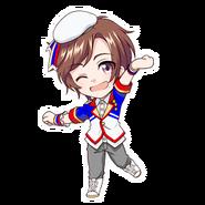 Toshiyuki Ryugu SD Jump