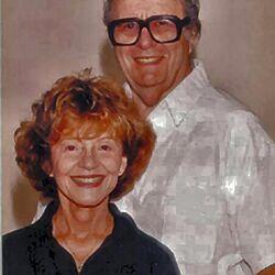 Austin & Irma Kalish