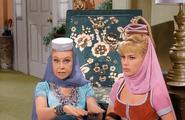 IDOJ episode 1x14 - Jeannie's mother's marriage advice
