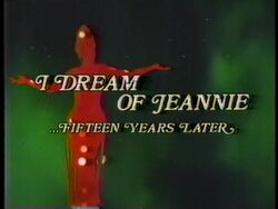 Dream of Jeannie 15 Years Later