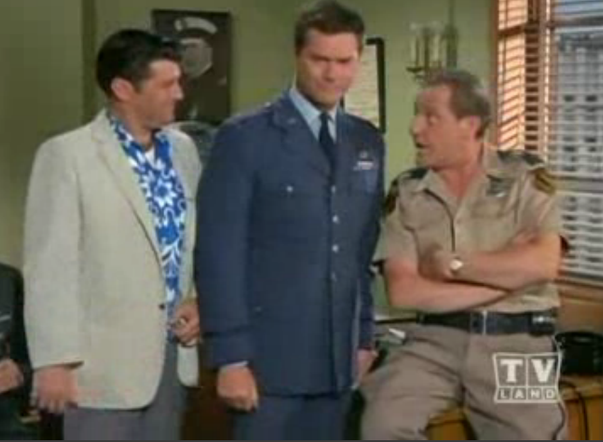 Police Officer In The Used Car Salesman Season 4 I Dream Of