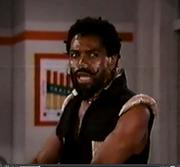 Andre De Shields as Haji