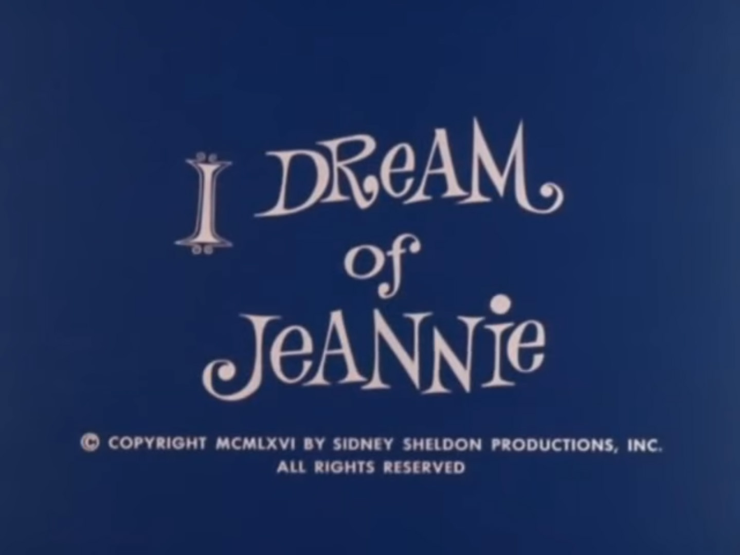 How to Be a Genie in 10 Easy Lessons | I Dream of Jeannie Wiki