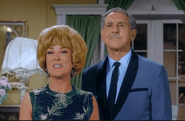 Jeannie's fake parents
