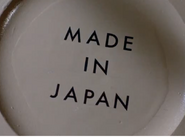 Made in Japan on Ming Vase